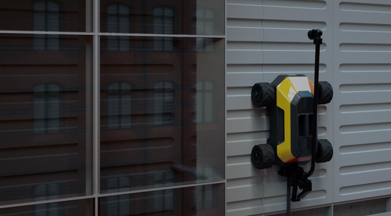 Interest rises for HausBots' unique wall-climbing robots